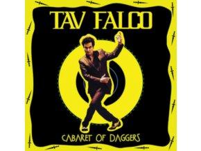 TAV FALCO - Cabaret Of Daggers (LP)
