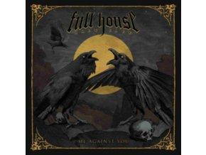 FULL HOUSE BREW CREW - Me Against You (Gold Vinyl) (LP)