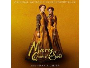 ORIGINAL SOUNDTRACK / MAX RICHTER - Mary Queen Of Scots (LP)
