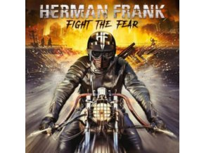 HERMAN FRANK - Fight The Fear (Orange Vinyl) (LP)