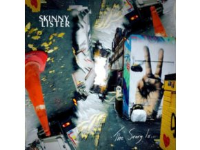 SKINNY LISTER - The Story Is... (LP)