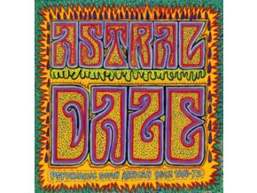 VARIOUS ARTISTS - Astral Daze: Psychedelic South African Rock 1968 - 1972 (LP)