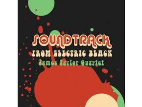 JAMES TAYLOR QUARTET - Soundtrack From Electric Black (LP)
