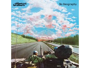 CHEMICAL BROTHERS - No Geography (LP)
