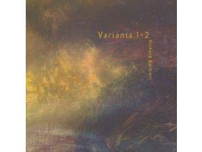 RICHARD BARBIERI - Variants 1 + 2 (LP)