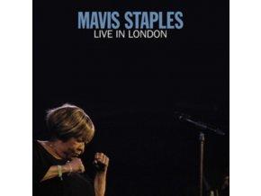 MAVIS STAPLES - Live In London (LP)