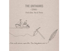 "UNTHANKS - Lines - Parts One. Two And Three (10"" Vinyl)"