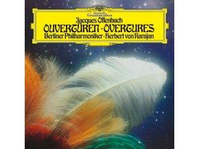 BERLIN PHILHARMONIC - Offenbach/Overture (LP)