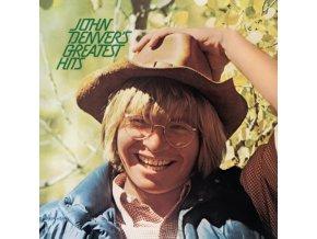 JOHN DENVER - Greatest Hits (LP)