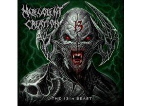 MALEVOLENT CREATION - The 13th Beast (LP)