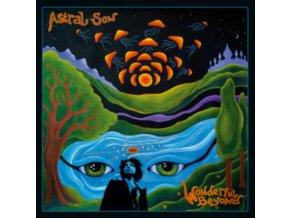 ASTRAL SON - Wonderful Beyond (Clear / Blue Vinyl) (LP)