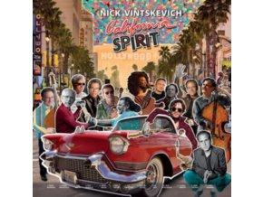 NICK VINTSKEVICH - California Spirit (With Bill Champlin) (LP)