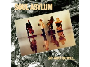 SOUL ASYLUM - Say What You Will... Everything Can Happen (LP)