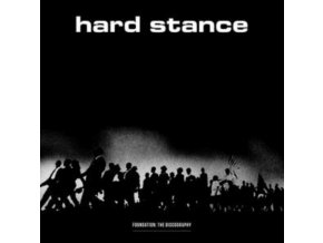 HARD STANCE - Foundation: The Discography (Coloured Vinyl) (LP)