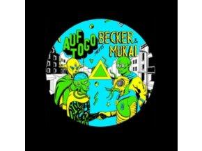 """AUF TOGO MEETS BECKER & MUKAI - Auf Togo Meets Becker & Mukai (12"""" Vinyl)"""