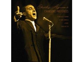 CHARLES AZNAVOUR - Chansons Preferees (LP)