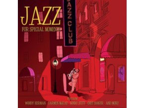 VARIOUS ARTISTS - Jazz For Special Moments (LP)