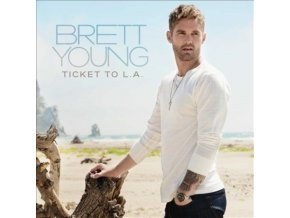 BRETT YOUNG - Ticket To L.A. (LP)