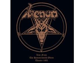 VENOM - Live From Hammersmith Odeon (LP)