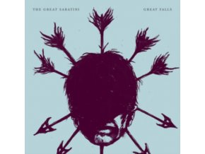 GREAT FALLS / GREAT SABATINI - Split (LP)