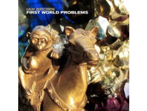 "IAN BROWN - First World Problems (12"" Vinyl)"