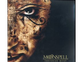 MOONSPELL - Lusitanian Metal (LP)