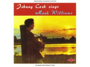 JOHNNY CASH - Sings Hank Williams & Other Favorite Tunes (LP)