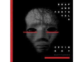 CEVIN KEY - Brap And Forth Volume 8 (Yellow Vinyl) (LP)