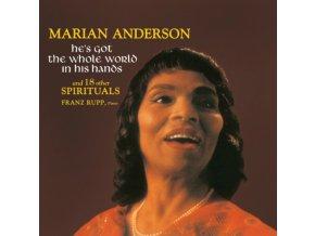 MARIAN ANDERSON - Spirituals (LP)