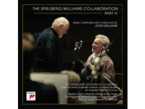 WILLIAMS JOHN - Spielberg / Williams Collaboration Part. 3 (LP)