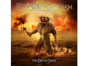 "FLOTSAM & JETSAM - The End Of Chaos (Picture Disc) (12"" Vinyl)"