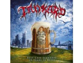 TANKARD - Best Case Scenario - 25 Years In Beers (Green Vinyl) (LP)