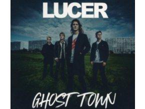 LUCER - Ghost Town (Blue Vinyl) (LP)
