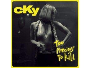 """CKY - Too Precious To Kill (12"""" Vinyl)"""