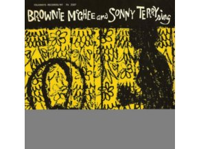 BROWNIE MCGHEE & SONNY TERRY - Brownie Mcghee And Sonny Terry Sing (LP)