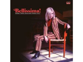 VARIOUS ARTISTS - Bellissima! More 1960S She-Pop From Italy (LP)