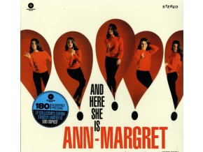 ANN-MARGRET - And There She Is (Collectors Edition) (LP)