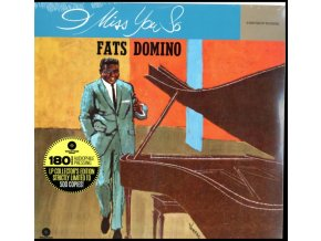 FATS DOMINO - I Miss You So (LP)