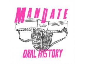 MANDATE - Oral History (LP)
