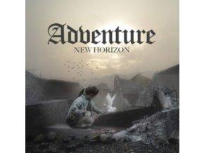 ADVENTURE - New Horizon (LP)