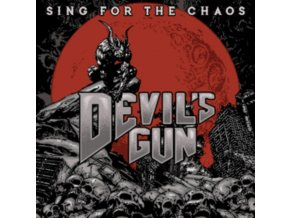 DEVILS GUN - Sing For The Chaos (Red Vinyl) (LP)