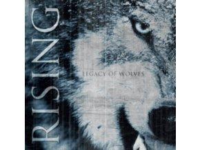 "RISING - Legacy Of Wolves (7"" Vinyl)"