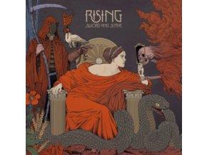 RISING - Sword And Scythe (LP)