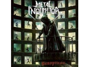 METAL INQUISITOR - Panopticon (White Vinyl) (LP)