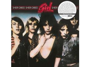 GIRL - Sheer Greed (LP)