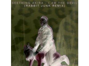 "SEETHING AKIRA - I Am The Devil (Rabbit Junk Rmx) (7"" Vinyl)"