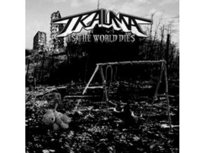 TRAUMA - As The World Dies (LP)