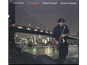 JOE LOVANO / MARILYN CRISPELL / CARMEN CASTALDI - Trio Tapestry (LP)