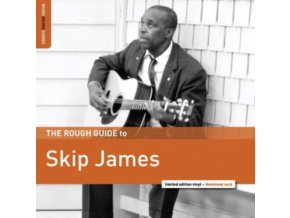 SKIP JAMES - The Rough Guide To Skip James (LP)