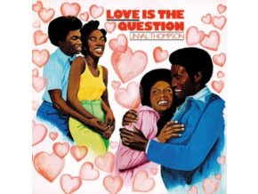 LINVAL THOMPSON - Love Is The Question (LP)
